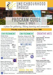 Term 3 2021 Program guide pg1